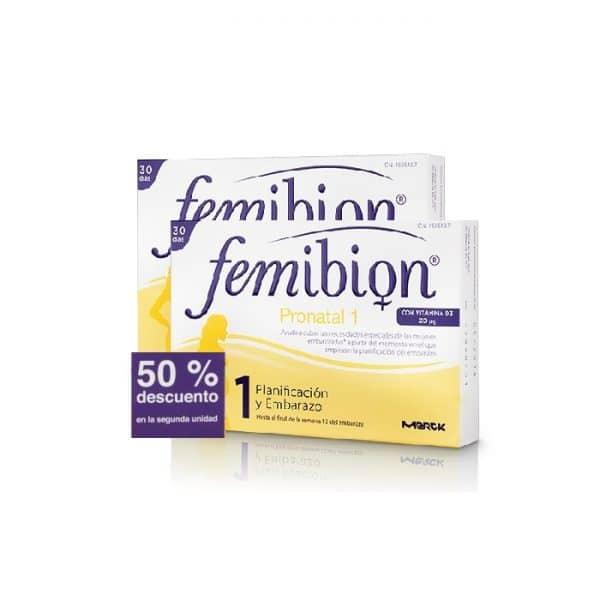 Femibion 1 duplo