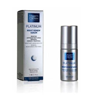 martiderm platinum serum night renew 30 ml