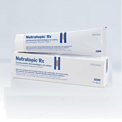 Nutratopic Rx crema Isdin 100 ml
