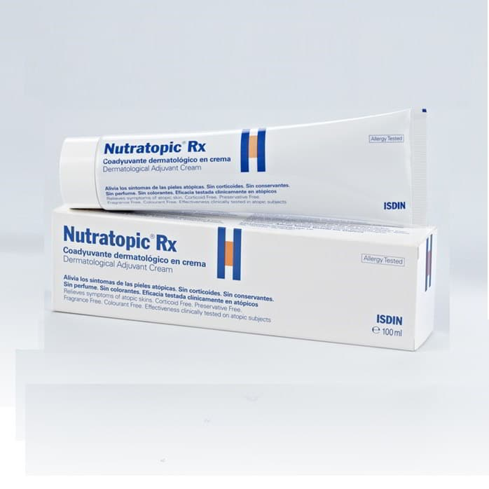 Nutratopic Rx crema Isdin 100 ml