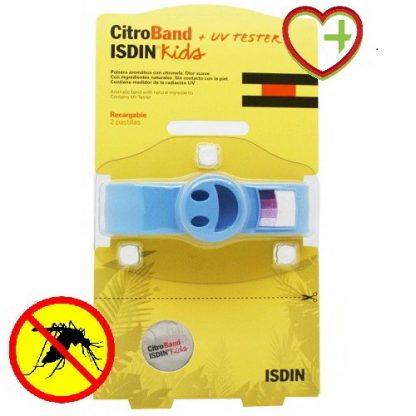 Comprar Isdin Pulsera Antimosquitos Emoticono