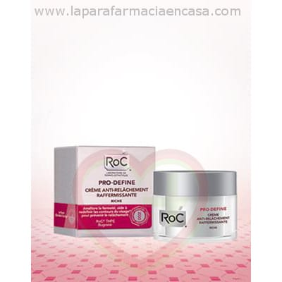 Comprar Roc Pro Define Crema Antiflacidez Reafirmante