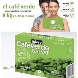 el cafe verde en capsula sirve para adelgazar