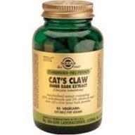 Solgar Uña de Gato, 60 Comprimidos
