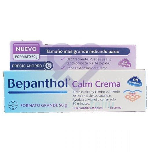 Caja de Bepanthol Calm Crema 50 gr