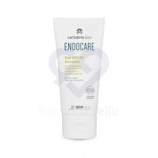 Tubo de Endocare Essential Day Sense SPF 30 Emulsión, 50ml