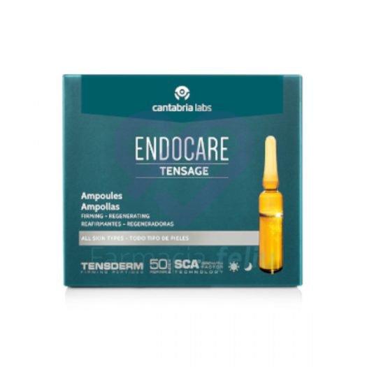 Caja de Endocare Tensage Ampollas, 10 x 2ml
