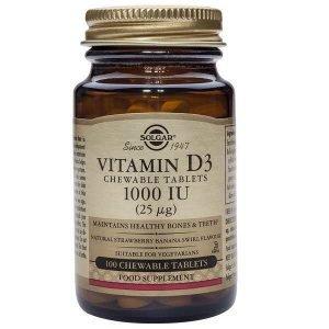 Solgar Vitamina D3