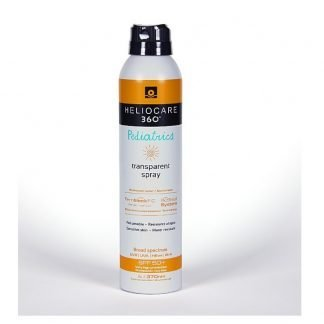 Heliocare 360 º spray pediatrico. Heliocare 360 spray pediatrico transparente