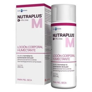 Nutraplus M Tratamiento Xerosis