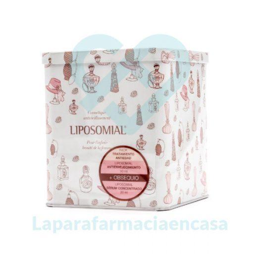 Pack Liposomial Tratamiento Antiedad de Lotalia