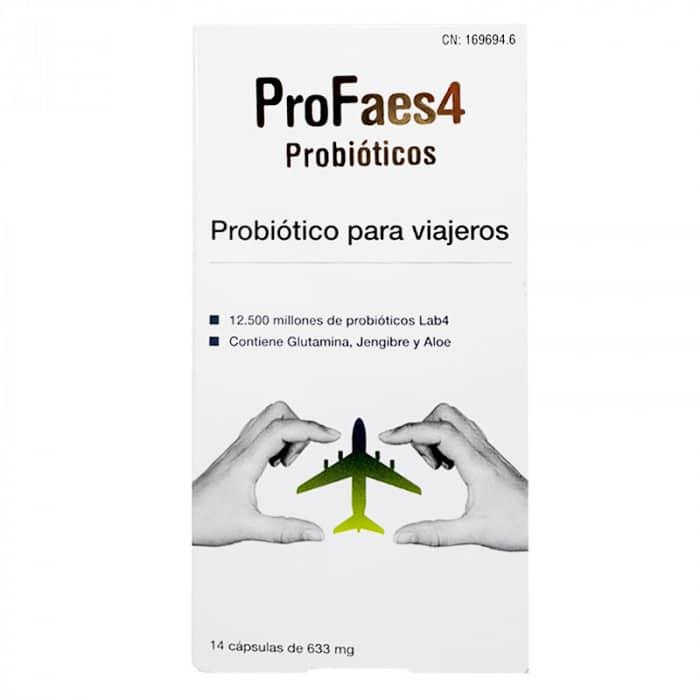Probióticos para Viajeros