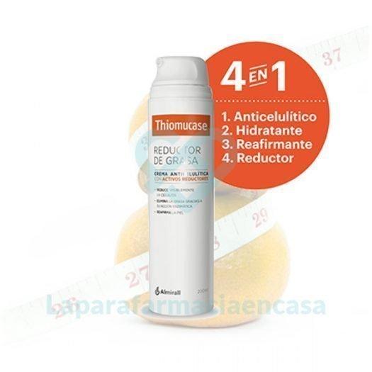 Comprar Thiomucase Crema Anticelulítica, 200ml