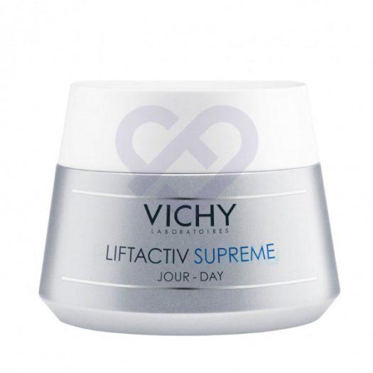 Tarro de Vichy Liftactiv Supreme Día Piel Normal y Mixta, 50ml