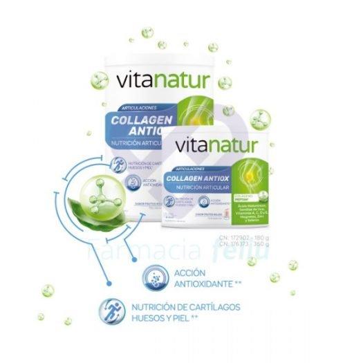 Vitanatur Articulaciones Collagen Antiox