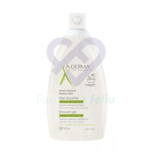 Aderma Dermopan Líquido 500ml, Gel de ducha hidra-protector