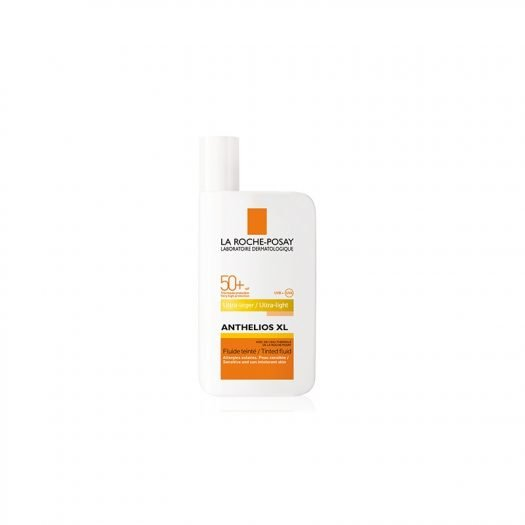 anthelios shaka fluid spf 50+ con color