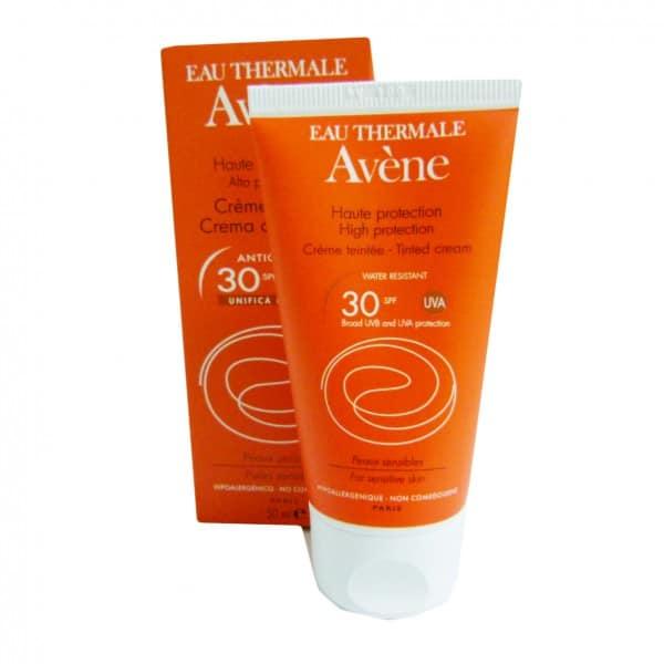 Avene Crema Color SPF30, 50 ml