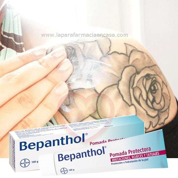 Crema Para Hidratar Tatuaje Sfb