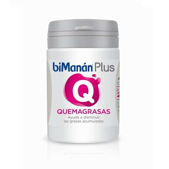 Bimanan Plus Q Quemagrasas 40 capsulas - La Parafarmacia