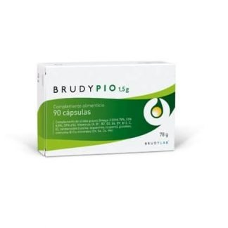 Brudy Pio complemento alimenticio que aporta Omega 3