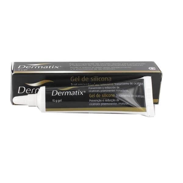 Dermatix gel de silicona