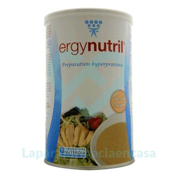 Nutergia Ergynutril Crema de Pollo, 300 gr