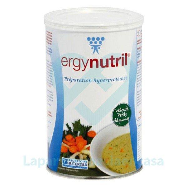 Nutergia Ergynutril Crema de Verduras, 300 gr