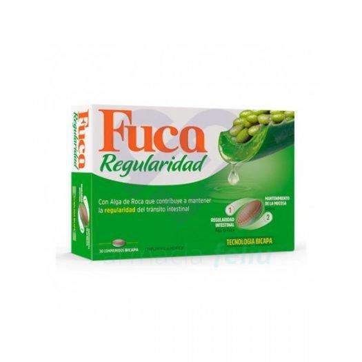 Caja de Fuca Regularidad 30 Comprimidos