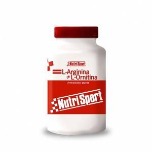 L-Arginina L-Ornitina de Nutrisport