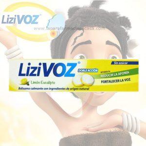 LiziVoz 18 Comprimidos