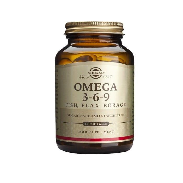 Como se debe tomar omega 3 6 9