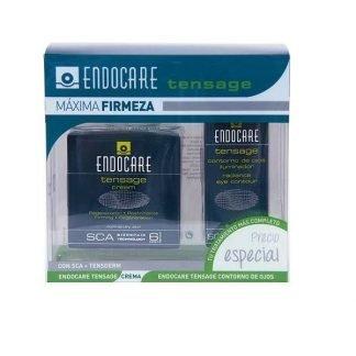 Pack Endocare Tensage que aporta firmeza a tu piel para combatir el fotoenvejecimiento