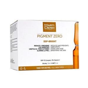 Martiderm Pigment Zero DSP-Bright para prevenir y eliminar manchas en la piel