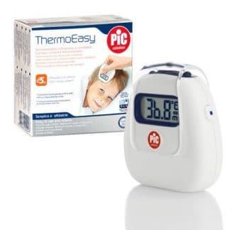 ThermoEasy Termómetro Infrarrojo Frontal de contacto de Pic