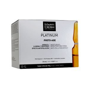 Martiderm Photo Age. Martiderm Platinum Photo Age