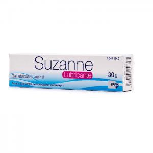Suzanne Gel Lubricante 30 gramos