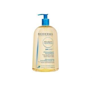 Aceite de Ducha Atoderm Bioderma hidratación y confort