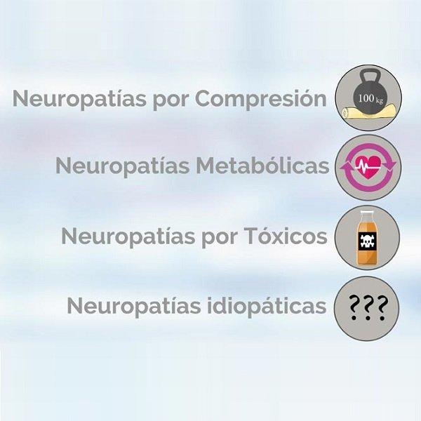 Principales indicaciones de Nervala
