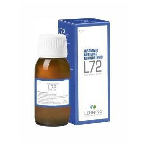 Lehning L72 para transtornos leves del sueño