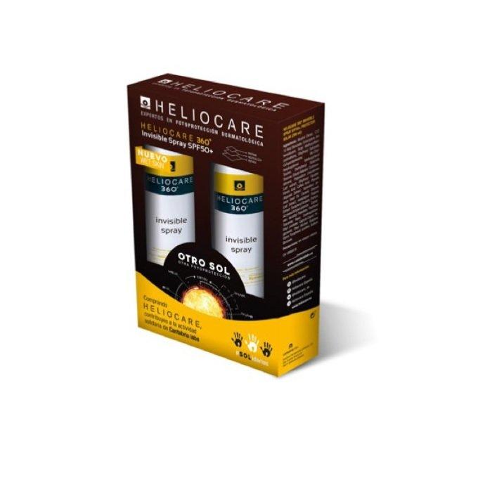 Heliocare 360 spray invisible adulto duplo