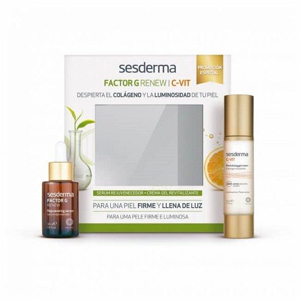 Sesderma Factor G serum con crema gel c vit
