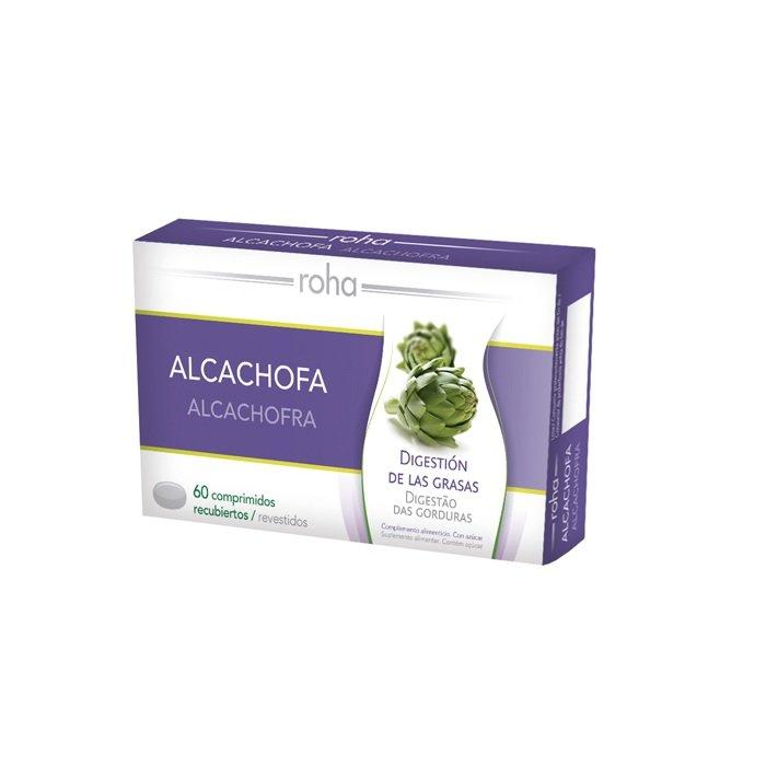 roha alcachofa 60 comprimidos