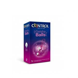 Bolas Chinas Control. Control geisha balls