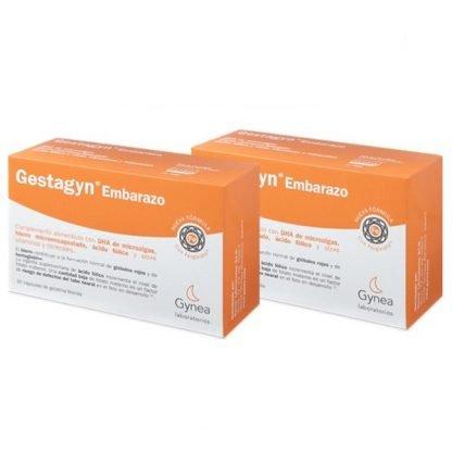 Comprar Gestagyn Embarazo Duplo 30 Cápsulas