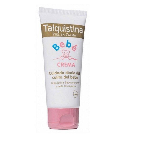 Crema Talquistina Bebépara Dermatitis del Pañal