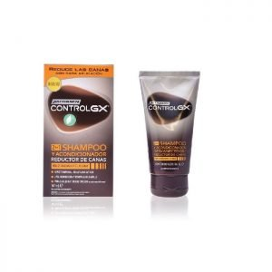 champu just for men control gx con acondicionador