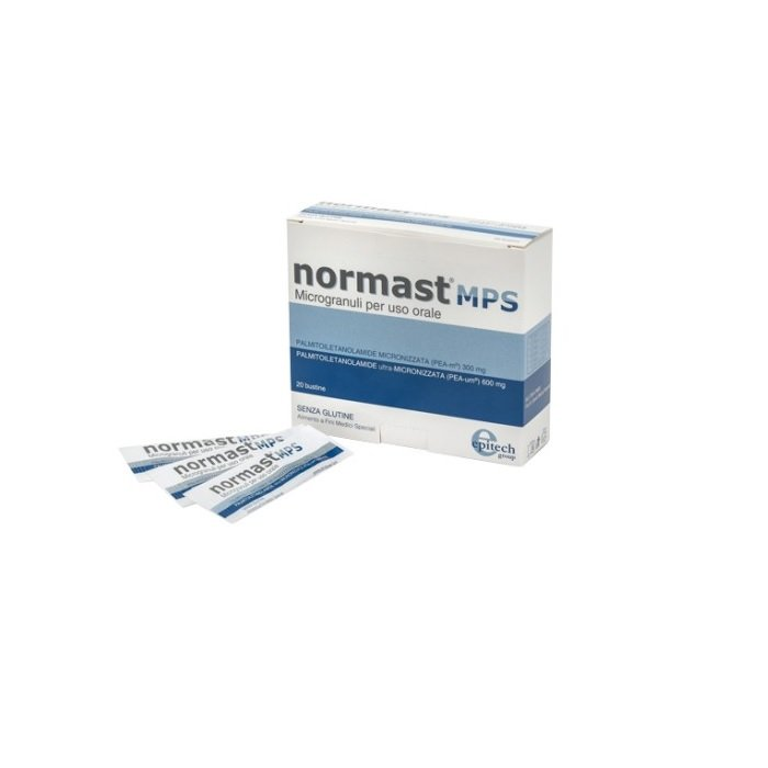 Comprar Normast MPS 600
