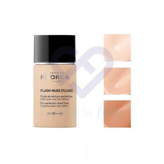 Filorga Flash Nude Maquillaje