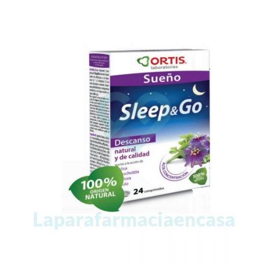 Ortis Sleep & Go, 24 Comprimidos